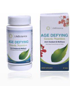 AGE DEFYING – Genetic Nutrition