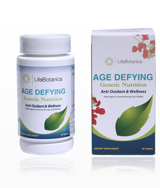 AGE DEFYING – Genetic Nutrition