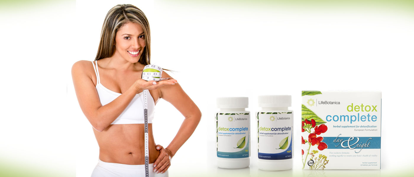 Melt the Fat Away Today by using LifeBotanica DetoxComplete