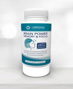 Brain Power Memory & Focus